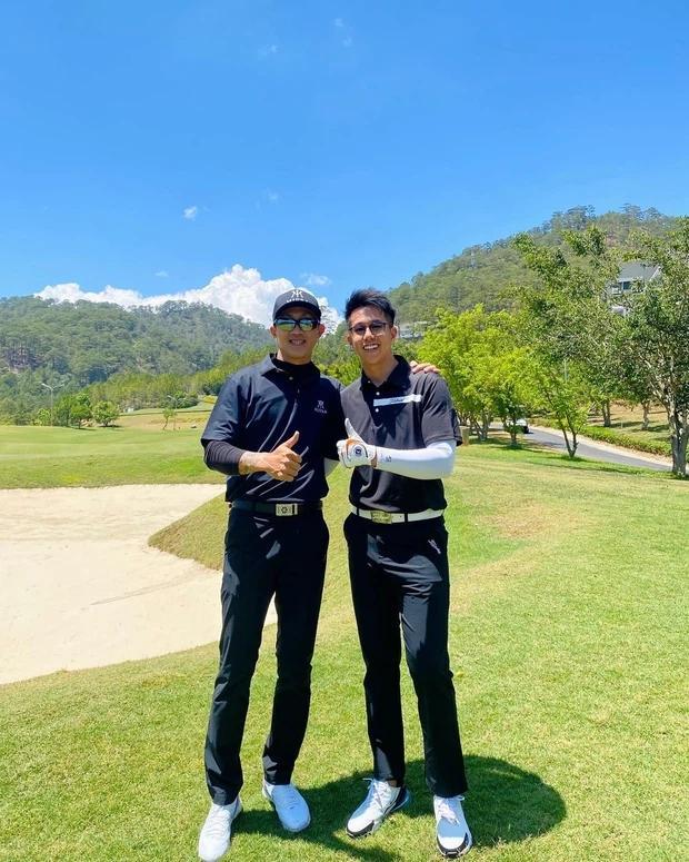 Bồ cũ Hương Giang hẹn Matt Liu đi đánh golf, là ai?-1