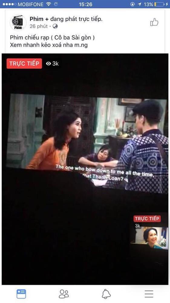 Những phim Việt vừa ra rạp đã khóc ròng vì bị quay lén-2