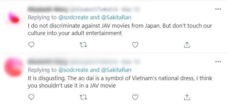 Diễn viên Ran Sakita đưa cả nón lá Việt Nam vào phim người lớn-7