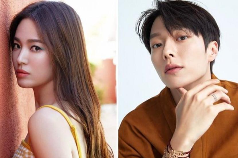 Chân dung Jang Ki Young - người tình mới của Song Hye Kyo-1