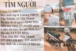 Đắk Nông: Nữ sinh 14 tuổi mất tích, hé lộ cuộc điện thoại bí ẩn