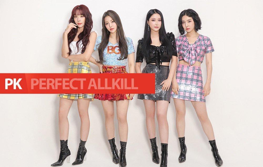 Sau 1 đêm, Brave Girls Perfect All-kill mọi BXH âm nhạc Hàn Quốc-3