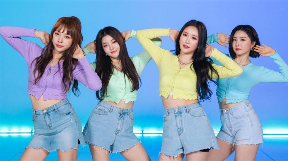 Sau 1 đêm, Brave Girls Perfect All-kill mọi BXH âm nhạc Hàn Quốc-4