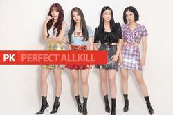 Sau 1 đêm, Brave Girls 'Perfect All-kill' mọi BXH âm nhạc Hàn Quốc