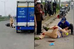 Clip: 10 thanh niên phóng xe 'thông chốt', đâm trọng thương CSGT