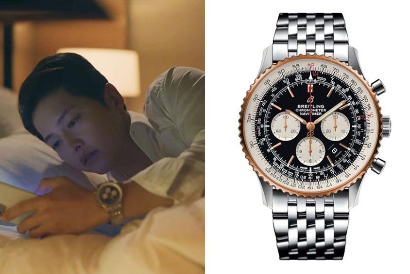 Song Joong Ki diện bộ sưu tập đồng hồ xa xỉ trong Vincenzo-1