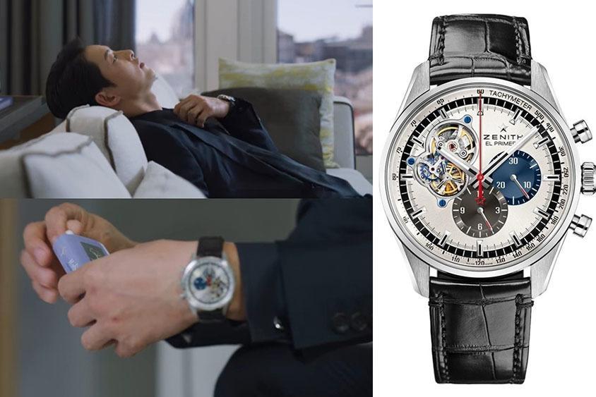 Song Joong Ki diện bộ sưu tập đồng hồ xa xỉ trong Vincenzo-2