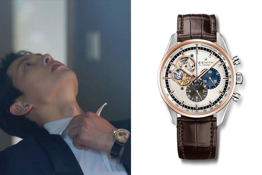Song Joong Ki diện bộ sưu tập đồng hồ xa xỉ trong Vincenzo-4