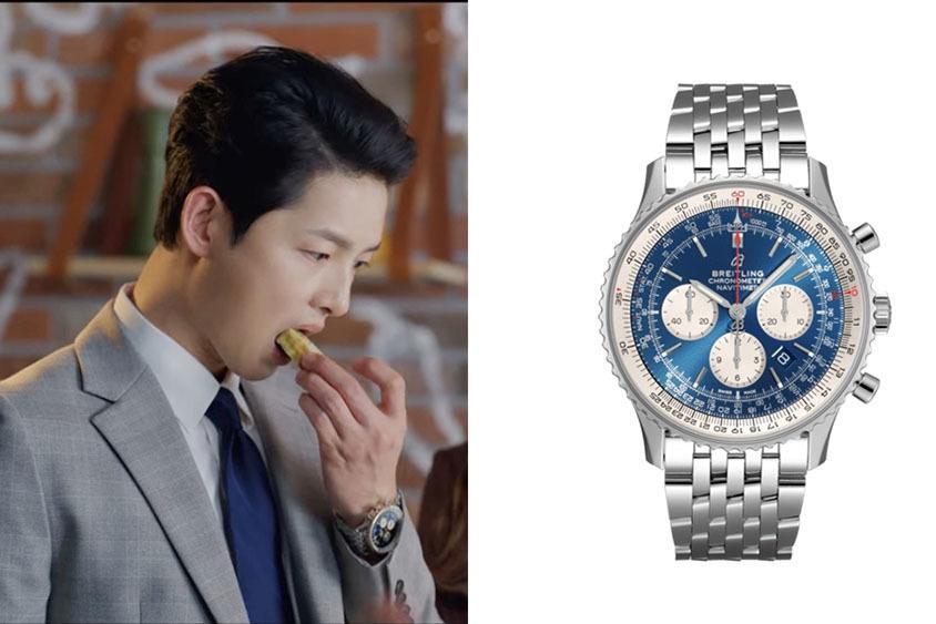 Song Joong Ki diện bộ sưu tập đồng hồ xa xỉ trong Vincenzo-7