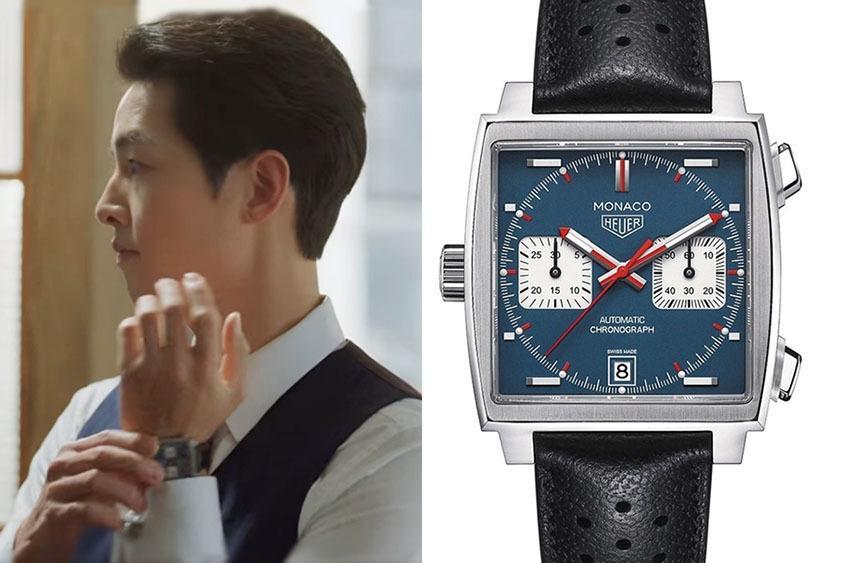 Song Joong Ki diện bộ sưu tập đồng hồ xa xỉ trong Vincenzo-8