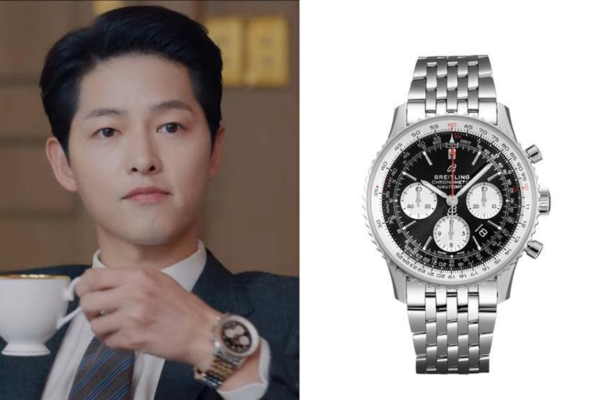 Song Joong Ki diện bộ sưu tập đồng hồ xa xỉ trong Vincenzo-9