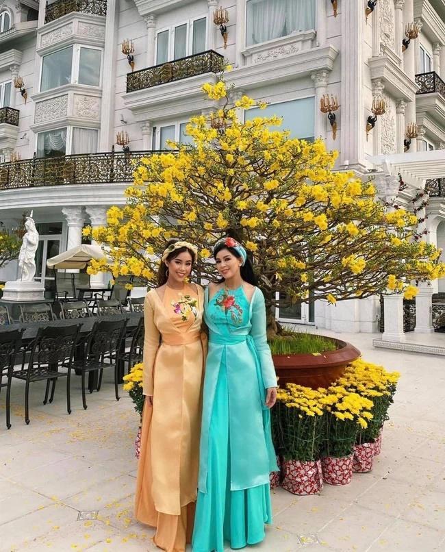 Tiên Nguyễn và mẹ bất phân thắng bại trên đường đua nhan sắc-3