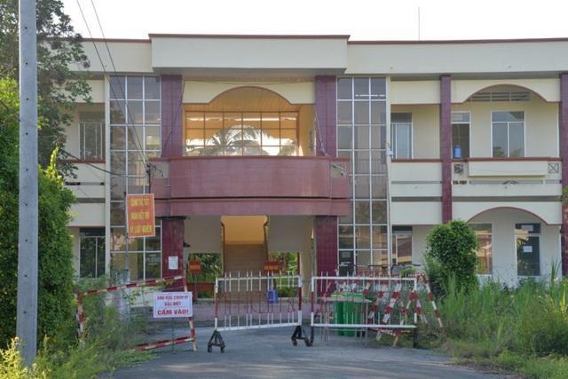 Người bán vé số ở Tiền Giang lén gặp bệnh nhân mắc Covid-19-1