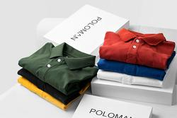 Chọn áo polo trẻ trung, khỏe khoắn với Poloman