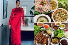 Món ngon đậm hương vị Việt của chân dài Bằng Lăng ở Singapore