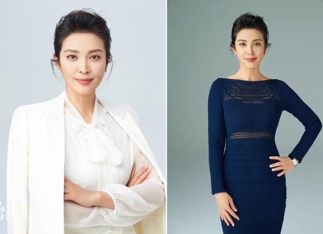 Những người phụ nữ tài sắc đứng sau Tạ Đình Phong, Lý Băng Băng-4
