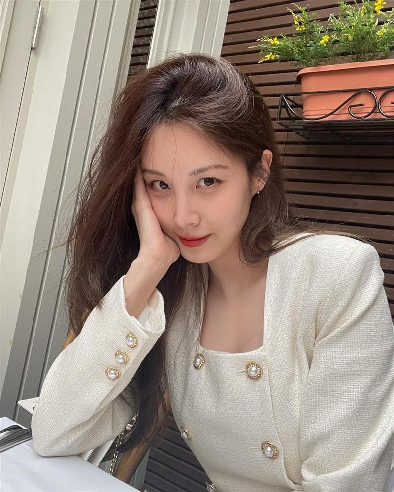 Style sao Hàn: Lee Da Hee trẻ trung, ác nữ Penthouse diện đồ bình dân vẫn sang chảnh-12
