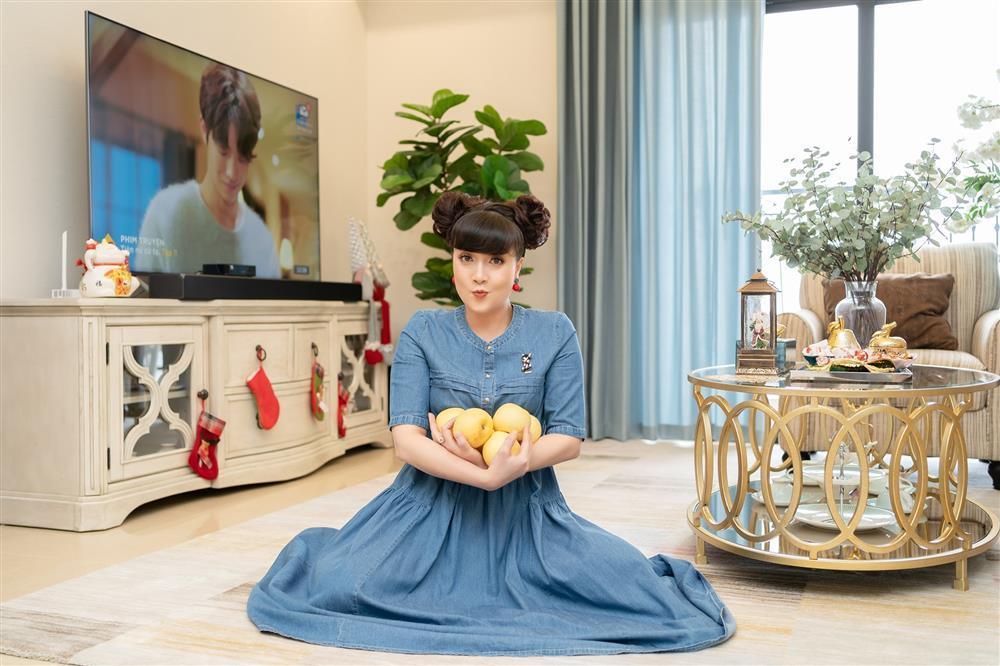 Vân Dung gây sốt với nhan sắc thương hiệu top 15 Hoa hậu Việt Nam-7