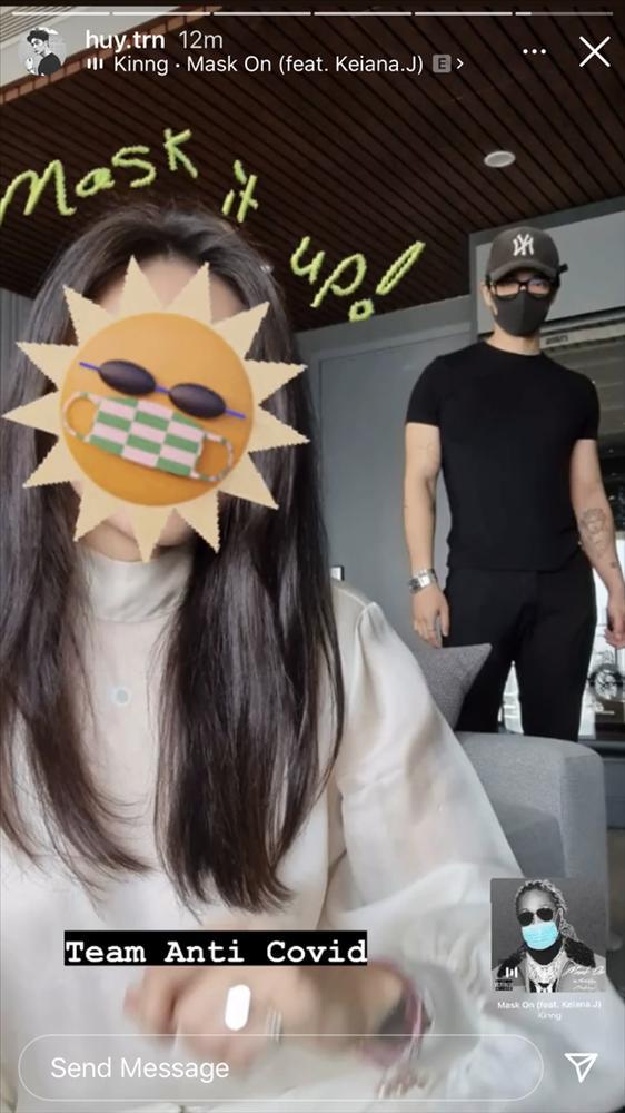Soi cả rổ hint nghi vấn Huy Trần - Ngô Thanh Vân sống chung-3