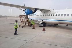 Chuyến bay từ TP.HCM đi Côn Đảo phải quay về vì máy bay có khói