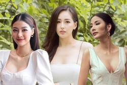 4 hoa hậu - á hậu Việt sở hữu cặp tuyết lê ngoại cỡ chung một số phận