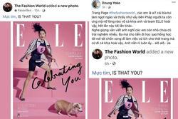 Fanpage thời trang 'cà khịa' giám đốc sáng tạo Dzung Yoko, 'khổ chủ' đáp trả căng đét