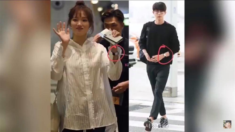 Lộ bằng chứng Lee Sung Kyung - Nam Joo Hyuk nối lại tình xưa?-9
