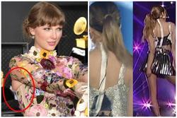 Taylor Swift, Rosé BLACKPINK muốn 'độn thổ' vì váy áo bục chỉ