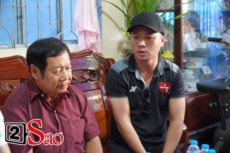 Làm rõ nỗi bức xúc của vợ hai Vân Quang Long về số tiền từ thiện