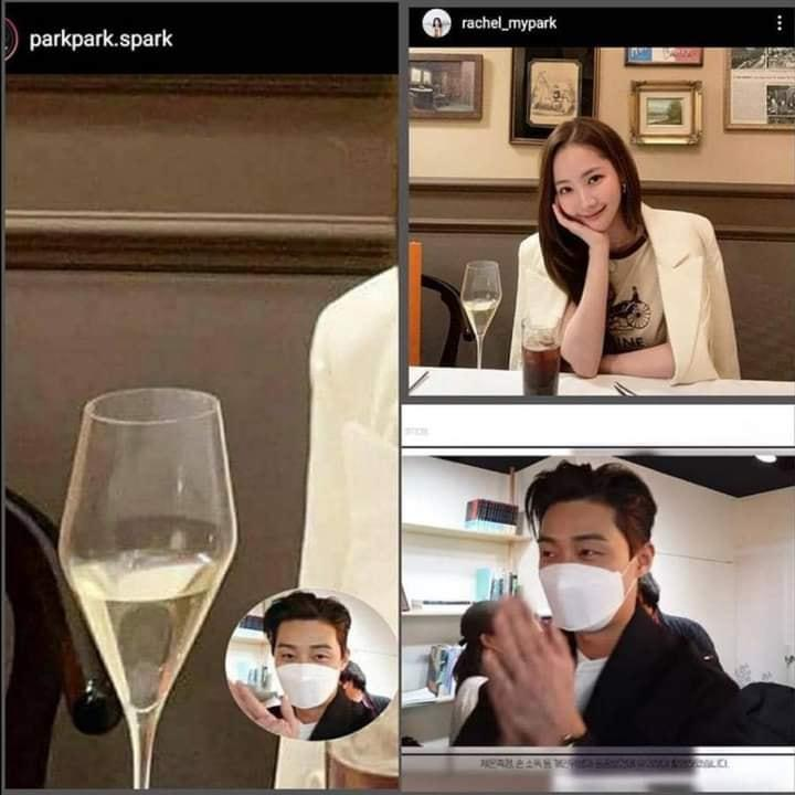 Park Min Young - Park Seo Joon bị phanh phui hẹn hò-2