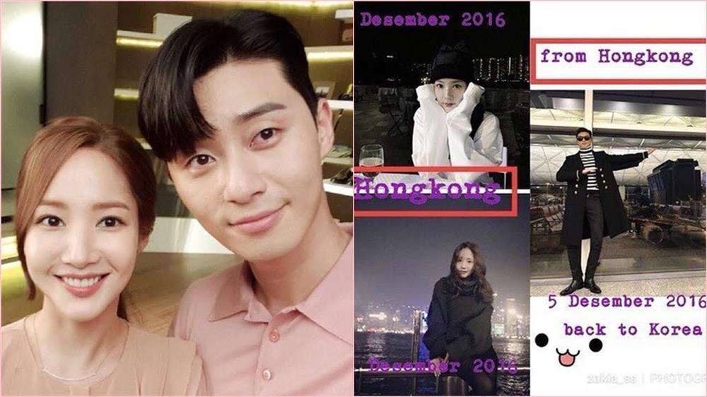 Park Min Young - Park Seo Joon bị phanh phui hẹn hò-3