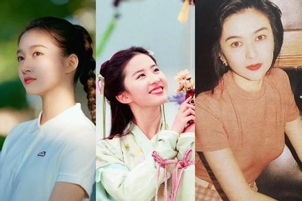 Tuổi 18 của các mỹ nhân Hoa ngữ, ai mới là người đẹp nhất?
