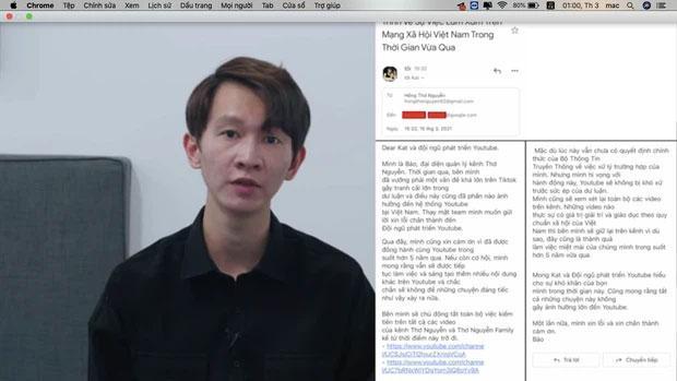 Thơ Nguyễn tắt chức năng kiếm tiền Youtube, tiết lộ buổi giải trình-2