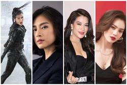 'Đả nữ' điện ảnh Việt: Người vui bên chồng, người yêu trai trẻ