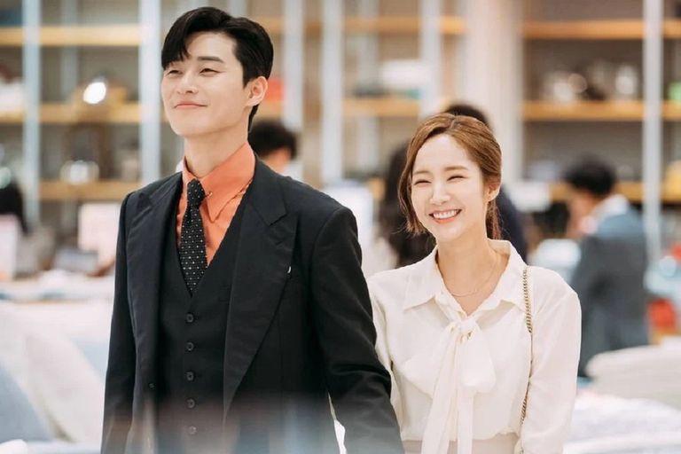Park Min Young - Park Seo Joon bị soi diện đồ đôi tình tứ-7