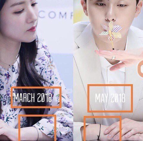 Park Min Young - Park Seo Joon bị soi diện đồ đôi tình tứ-2