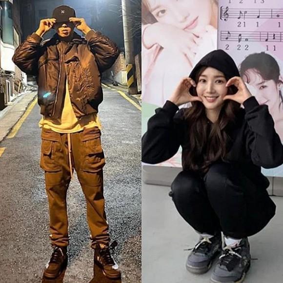 Park Min Young - Park Seo Joon bị soi diện đồ đôi tình tứ-4