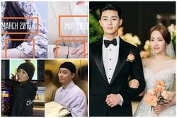 Park Min Young - Park Seo Joon bị soi diện đồ đôi tình tứ