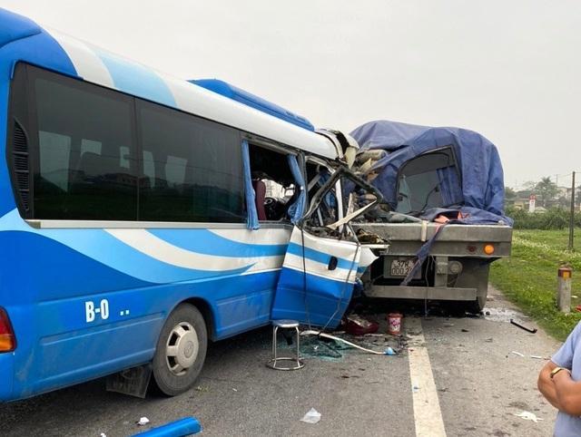 Nỗi ám ảnh của nạn nhân vụ xe khách gặp nạn khi đi lễ chùa-1
