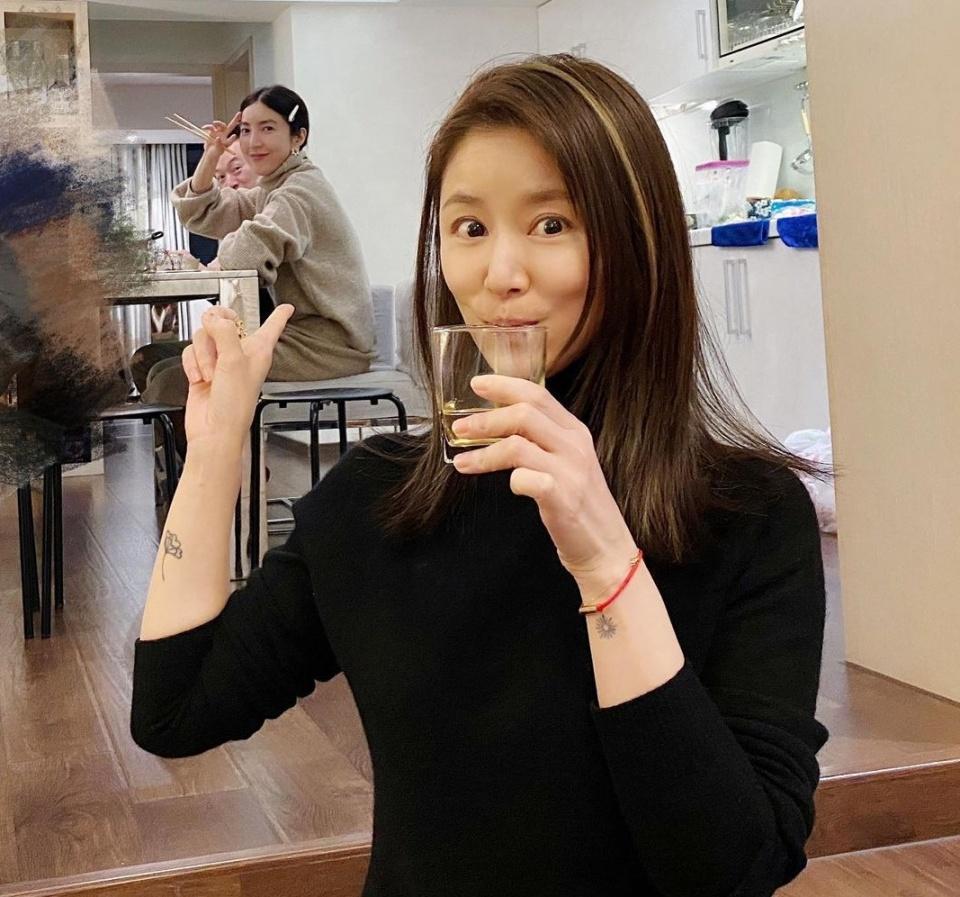 Lâm Tâm Như: Mỹ nhân chăm để mặt mộc nhất showbiz Hoa ngữ-4