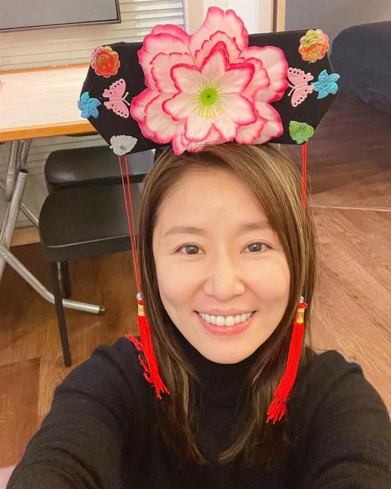 Lâm Tâm Như: Mỹ nhân chăm để mặt mộc nhất showbiz Hoa ngữ-5