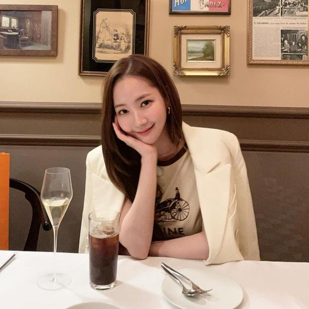 Cảnh phim cũ bị đào mộ sau tin Park Seo Joon và Park Min Young hẹn hò-1