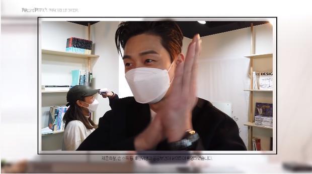 Cảnh phim cũ bị đào mộ sau tin Park Seo Joon và Park Min Young hẹn hò-3