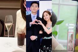Cảnh phim cũ bị 'đào mộ' sau tin Park Seo Joon và Park Min Young hẹn hò