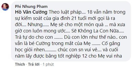 Phi Nhung tuyên bố trả tự do cho Hồ Văn Cường-5