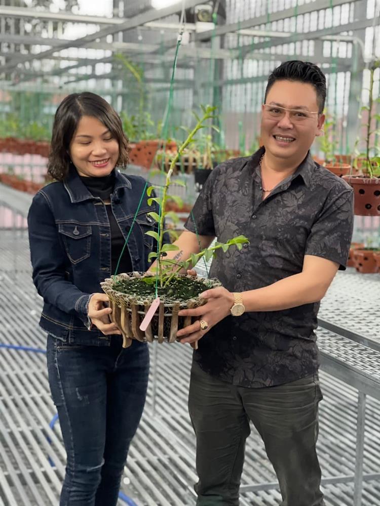 Vườn lan nghìn chậu của 'bóng hồng' 8X Bắc Ninh-3