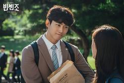 Ok Taecyeon tiết lộ về mái tóc xoăn của Jang Joon Woo trong 'Vincenzo'