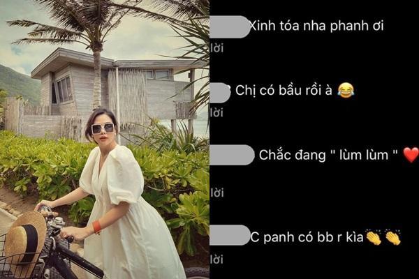 Phanh Lee nói gì về tin đồn sinh con cho ông chủ tập đoàn nghìn tỷ?-1