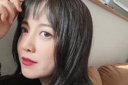 'Nàng cỏ' Goo Hye Sun tiết lộ đang phải lòng 1 người trong câm lặng
