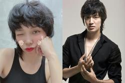 Tóc Tiên bị 'tóm' lỗi khi khoe tóc giống Lee Min Ho